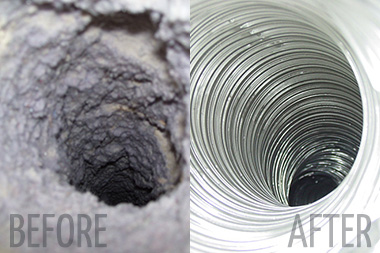 Dryer vent cleaning in Carmel Valley